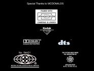 Panavision Kodak Dolby DTS