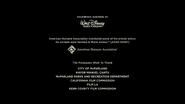 WALT DISNEY RECORDS McFARLAND, USA (2015)