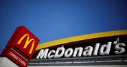McDonald's sign (1996)