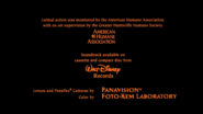 WALT DISNEY RECORDS TOM AND HUCK (1995)