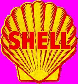 Shell logo 1957