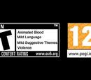 ESRB Trailer IDs