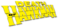 Death of Hawkman (2016) logo