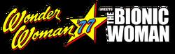 Wonder Woman '77 Meets The Bionic Woman (2017) logo