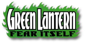 Green Lantern Fear Itself