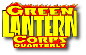 Green Lantern Corps Quarterly (1992) logo