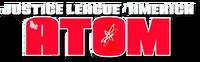 JLA Rebirth Atom (2017) logo