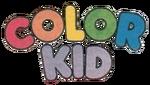 Color kid logo