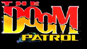 Doom Patrol (1987) logo2