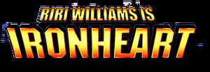 Ironheart (2016) logo1