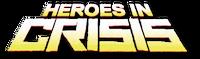 Heroes In Crisis (2018) logo