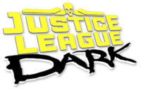 Justice League Dark (2018) logo