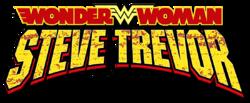 Wonder Woman- Steve Trevor (2017) logo