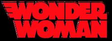 Wonder Woman (2016) logo