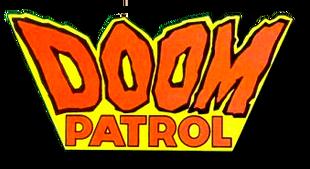 Showcase - Doom Patrol (1977) logo