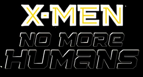 File:X-Men No More Humans (2014) logo.png