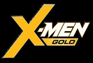 X-Men Gold (2016) logo