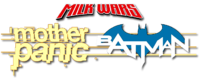 Mother Panic Batman Special (2018-) logo