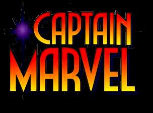 Captain Marvel (2000) logo