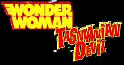 Wonder Woman & Tasmanian Devil Special (2017) logo