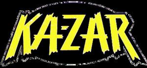 Ka-Zar Vol 4 logo