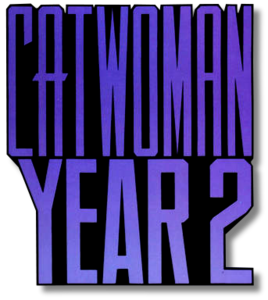 Catwoman 1993 Year 2