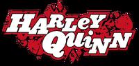Harley Quinn (2016) logo