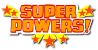 Super Powers (2016) logo