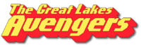 Great Lakes Avengers (2016) logo
