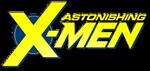 Astonishing X-Men (2017) logo