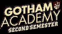Gotham Academy Second Semester (2016) logo