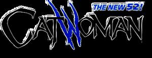 Catwoman (2011) DC logo