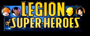 Legion of Super-Heroes (2005) logo1