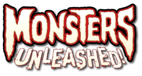 Monsters Unleashed (2017) logo