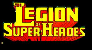 Legion of Super-Heroes (1980) logo