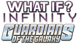 What If Infinity - Guardians of the Galaxy (2015) logo