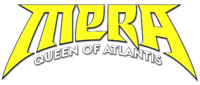 Mera - Queen of Atlantis (2018) logo