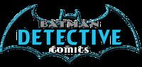 Detective Comics (2016) logo