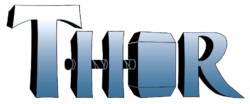 Thor (2014) logo