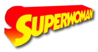 Superwoman (2016) logo