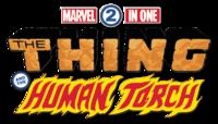 Marvel 2-In-One (2018) logo