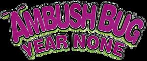 Ambush Bug Year None (2008) Logo
