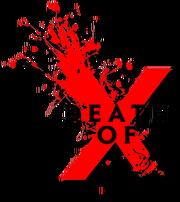 Death of X (2016) logo