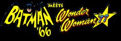 Batman '66 Meets Wonder Woman '77 (2016) logo