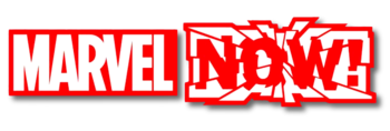 Marvel Now! (2016) logo