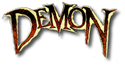 Demon (1987) Logo