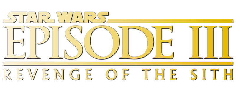Výsledek obrázku pro star wars 3 logo