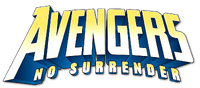 Avengers No Surrender (2018) logo