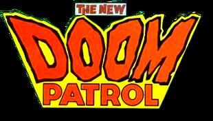Showcase - Doom Patrol (1977) logo1
