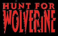 Hunt For Wolverine (2018) logo